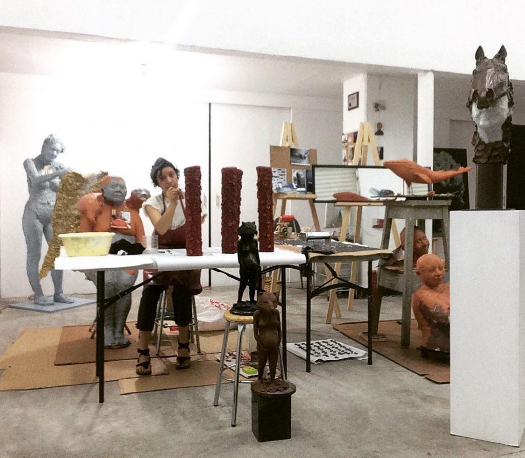 Arte Contemporaneo:Escultura Alejandra Zermeño