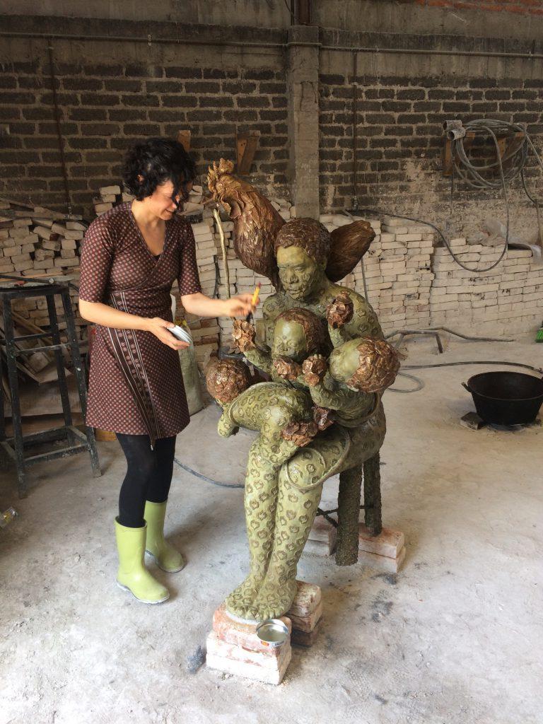 Arte Contemporaneo:Escultura Alejandra Zermeño2