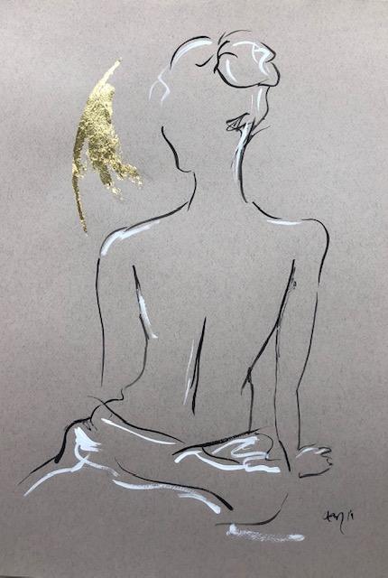 Arte conceptual dibujo