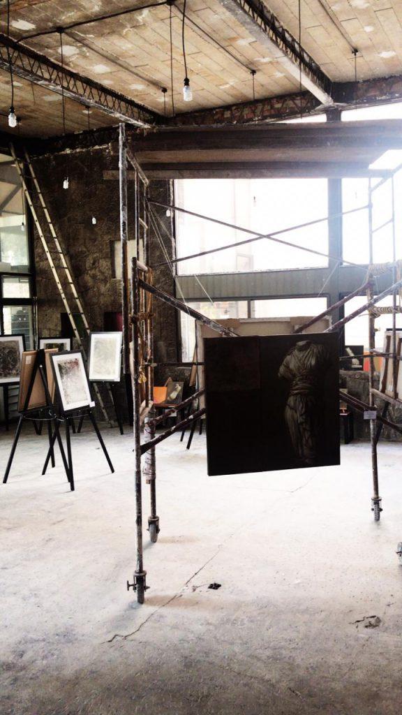 Arte abstracto Exposicon galeria3