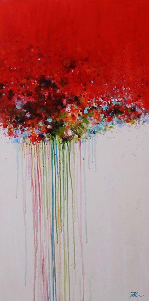 Dibujos abstractos oil